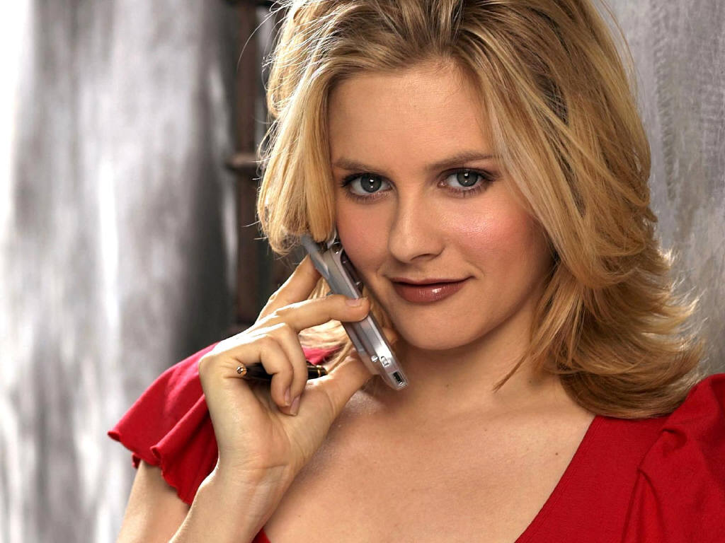 Alicia Silverstone new wallpapers HD