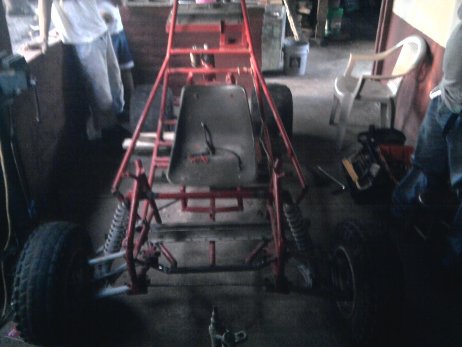 como hacer un buggy casero-planos buggy