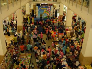 Pameran Peluang Bisnis UKM Usaha Kecil Menengah yang Menjanjikan di Bandung Indonesia
