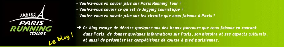 Paris Running Tour (Français)