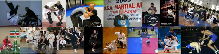 PROFILES OF MARTIAL ARTISTS WITH DISABILITIES