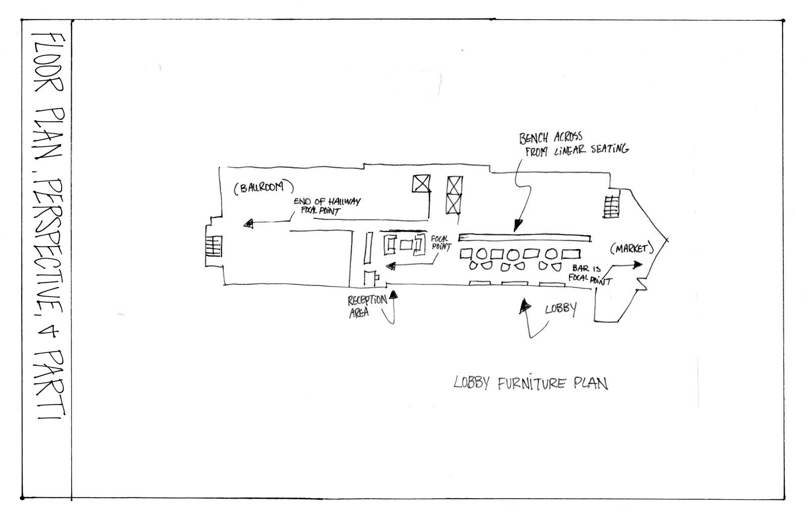 Hotel lobby furniture plan - Lobby Furniture Plan