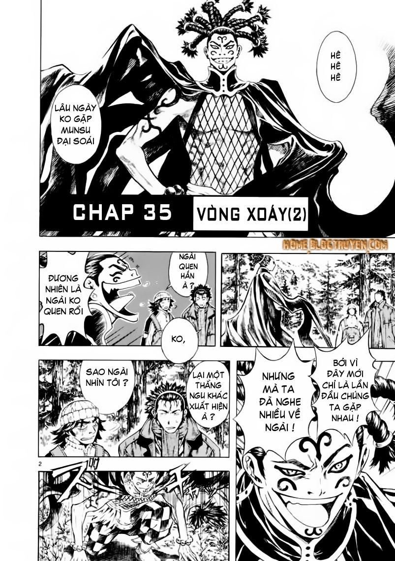 Ám Hành Ngự Sử - Chapter 35 - Pic 3