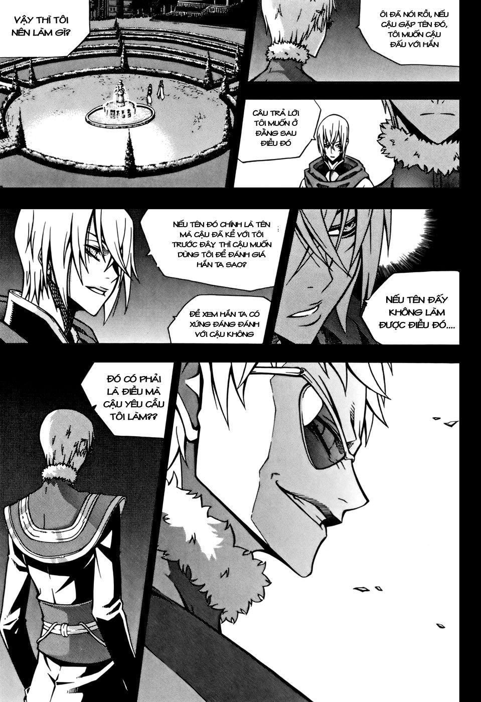 Witch Hunter – Thợ Săn Phù Thủy chap 26 page 19 - IZTruyenTranh.com