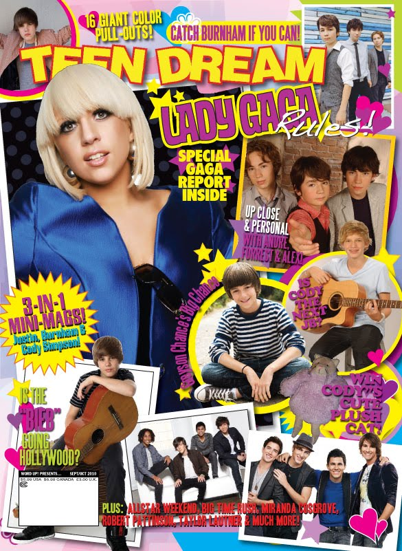 October Teen Dreams Magazine 13