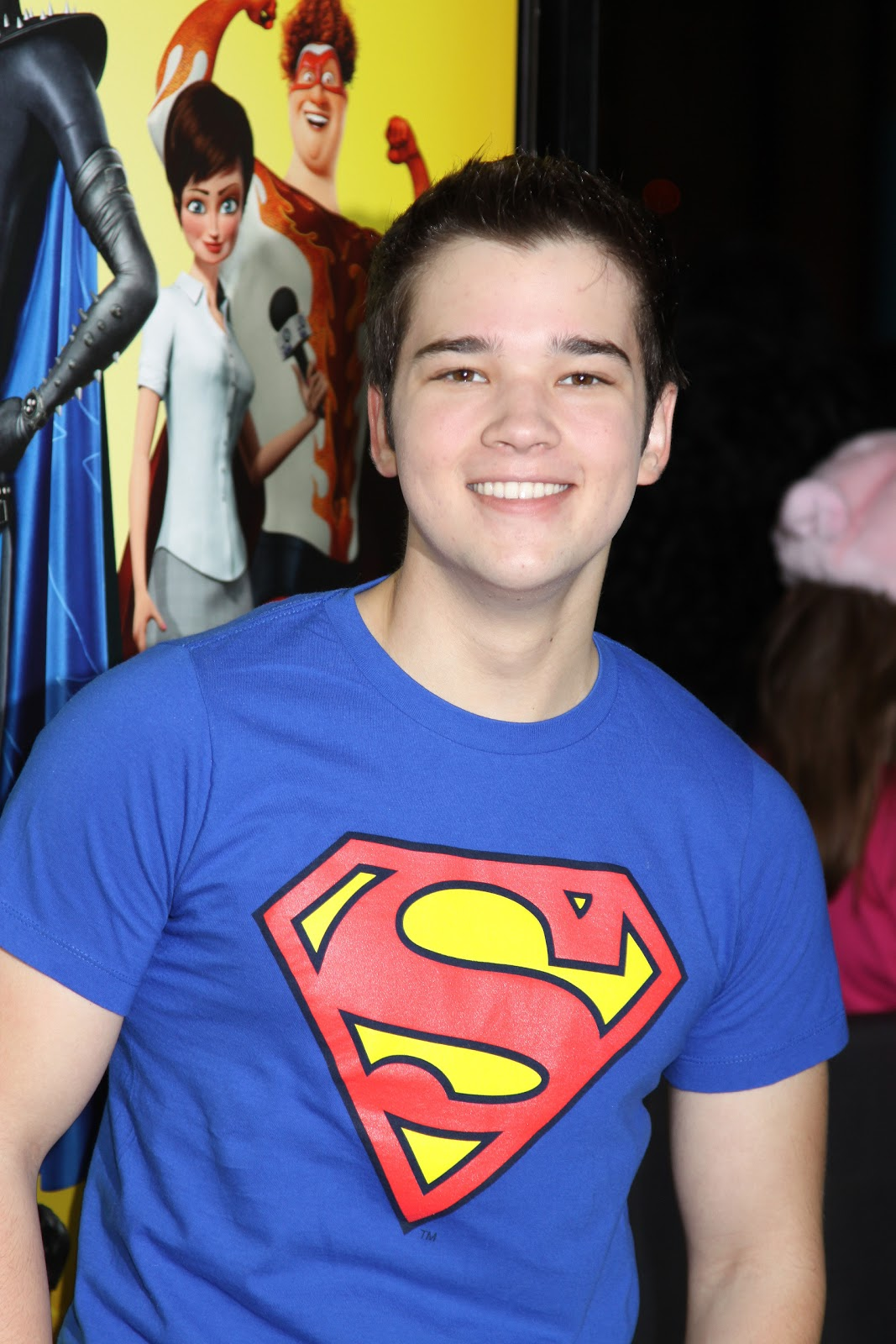 Nathan Kress - Picture Gallery