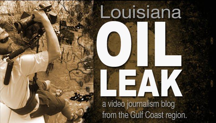 Louisiana Oil Leak