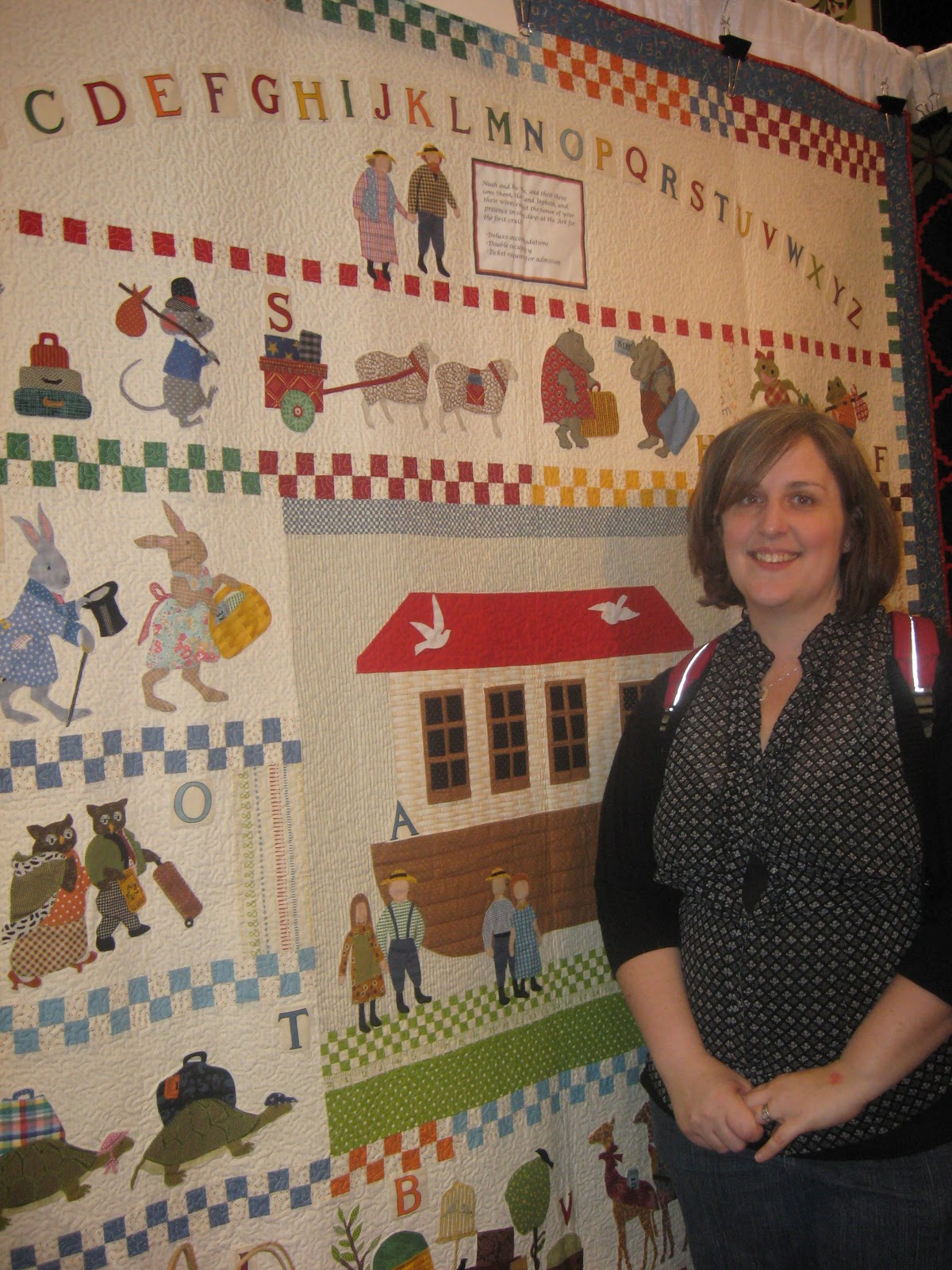 is an american jane quilt