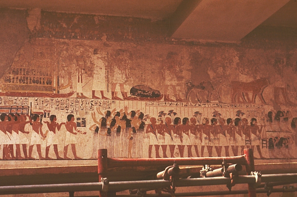 the significance of tombs in ancient egypt The discovery was significant, as no cheese had previously been found in  ancient egypt before, and could be the oldest cheese residue on.
