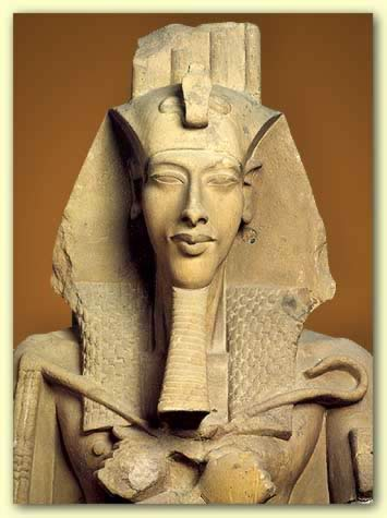 Ancient Egypt History: Akhenaten, Amenhotep IV. 18th Dynasty.