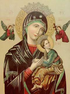 السيدة مريم العذراء