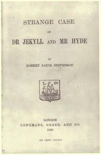 دكتور جيكل ومستر هايد  Strange Case of Dr Jekyll and Mr Hyde