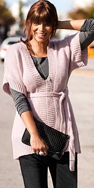 Sta je u trendu?: Debeli pleteni džemperi