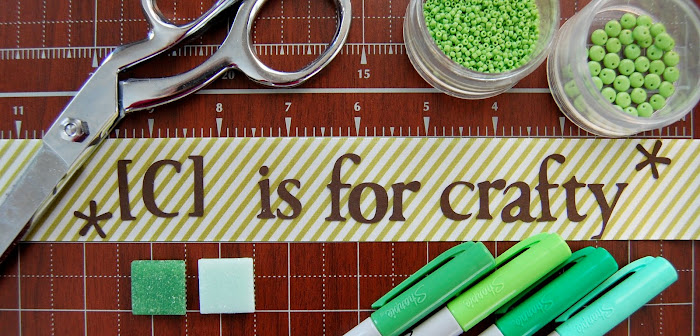 """C"" is for Crafty"