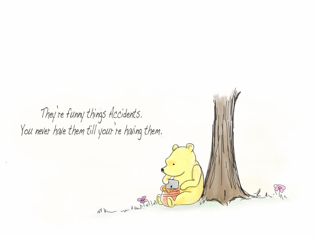 Classic Pooh Wall Quot...