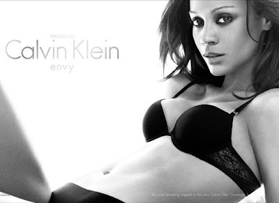 Lenceria de Calvin Klein