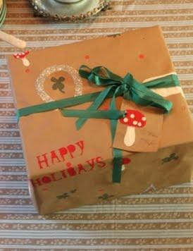 sobres personalizados para envolver regalos