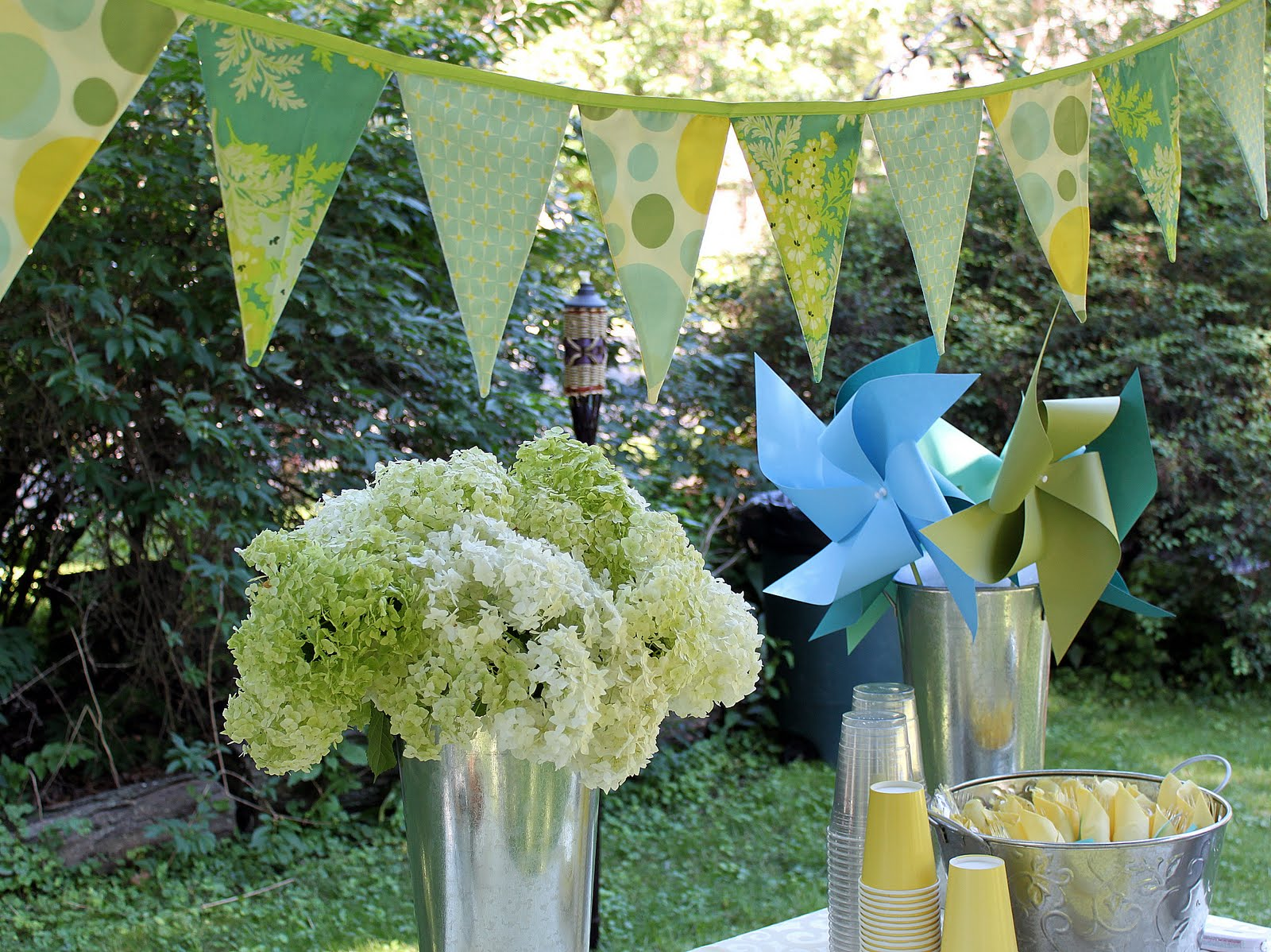 Matilda\'s Summer Garden Party } - The Cottage Mama