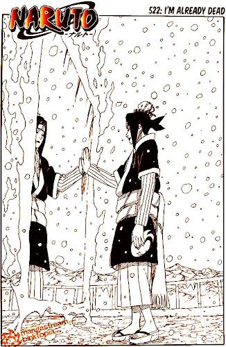 Naruto 522 Manga
