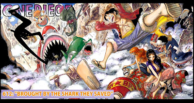 One Piece 612 ONE PIECE MANGA