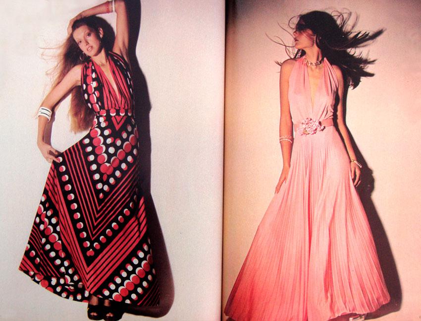 Pra rua hist ria da moda d cada 70 - Estilismo anos 70 ...