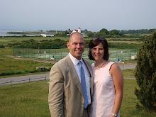 My wife Lynn and I