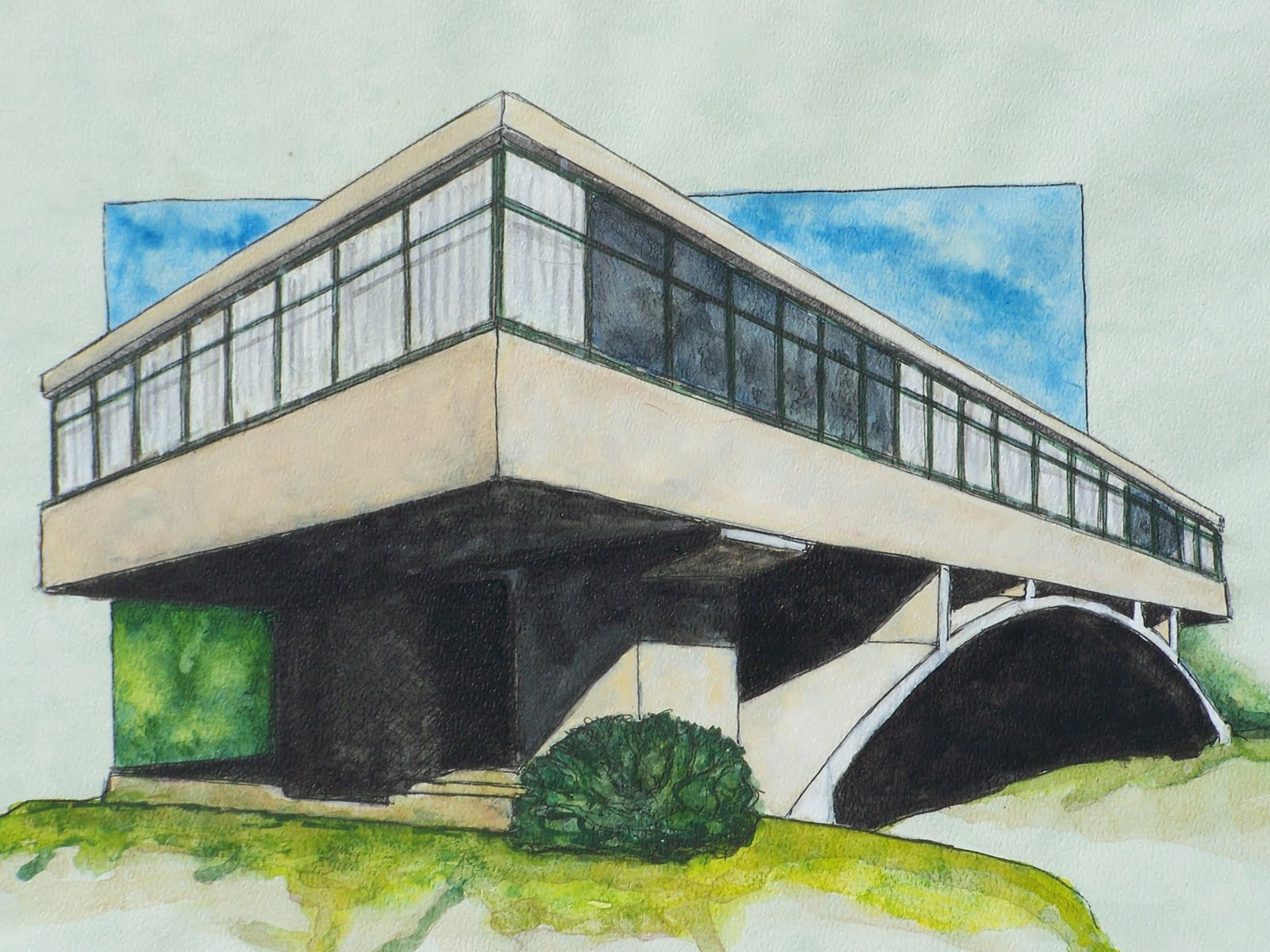 Urbans la casa del puente mar del plata - La casa del puente regules ...