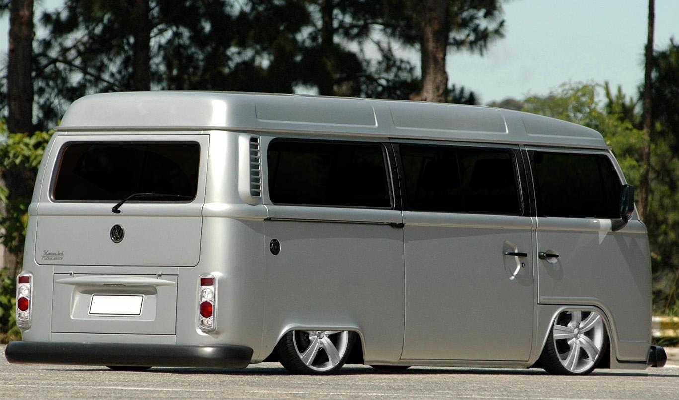 TUNING VIRTUAL: Volkswagen Kombi