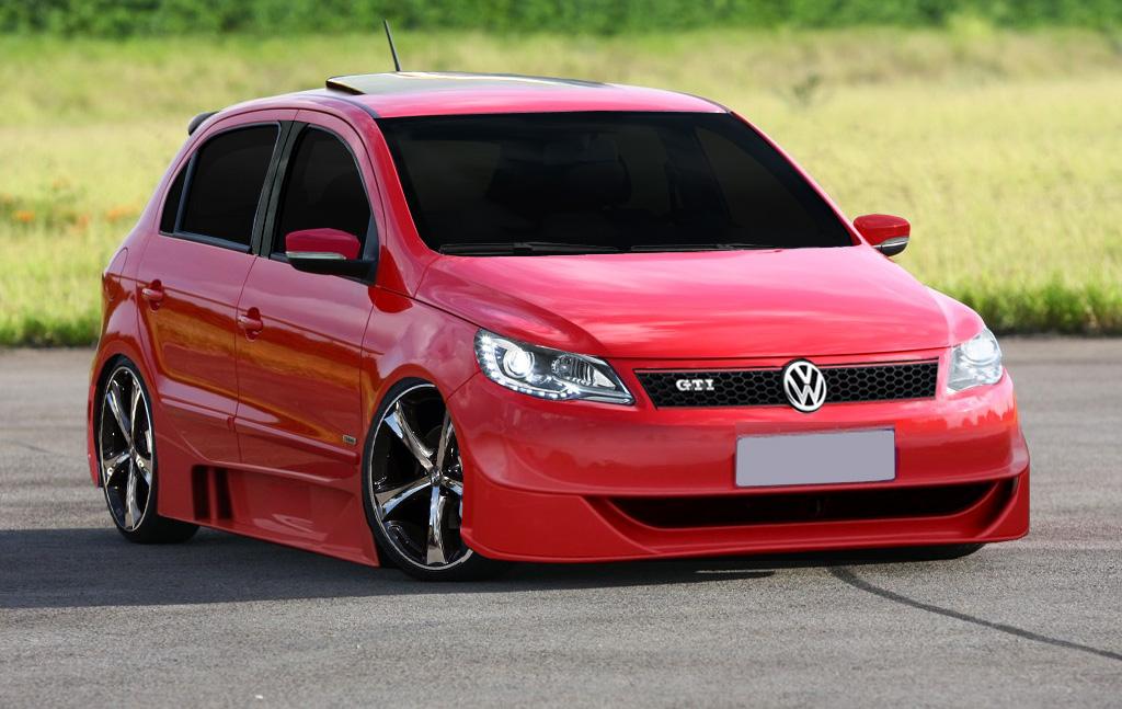 Volkswagen Gol Tuneados - Fotos de coches - Zcoches