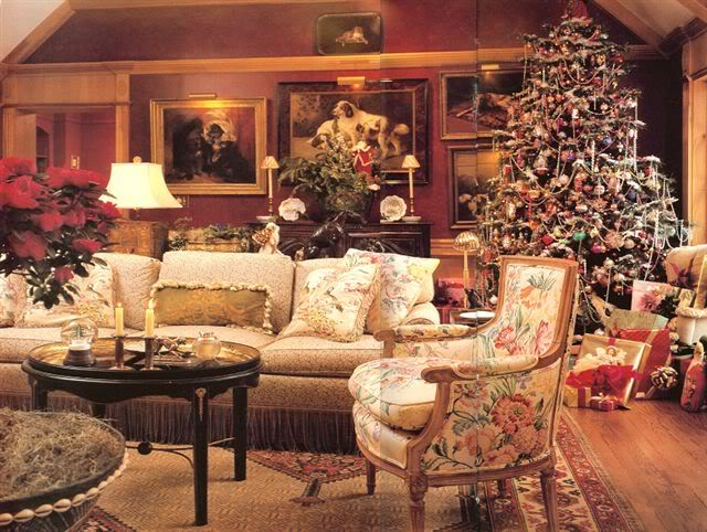 Charles Faudree French Country Decorating: Hugs And Keepsakes: LET'S GO ON A VIRTUAL HOLIDAY HOME TOUR