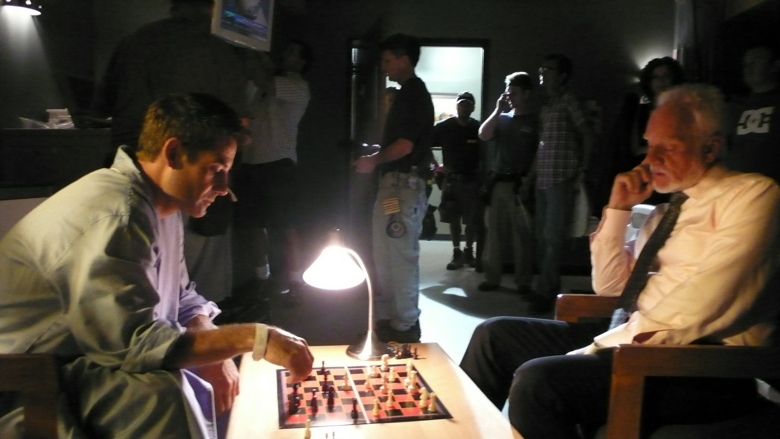 [ep+2+adrian+and+malcom+play+a+game+of+chess+while+the+crew+works]