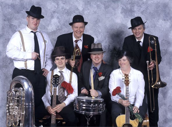 Chicago Mob Dixieland Jazz Band