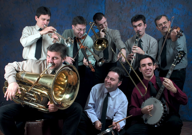 Bohém Ragtime Jazz Band