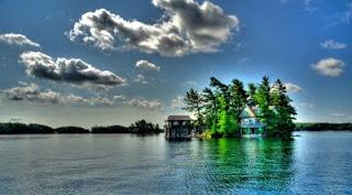 Le pays aux 1000 lacs