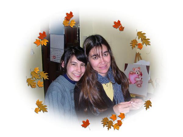 Adriana y Karen
