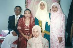 Bersama Rakan SABS di Majlis Perkahwinan