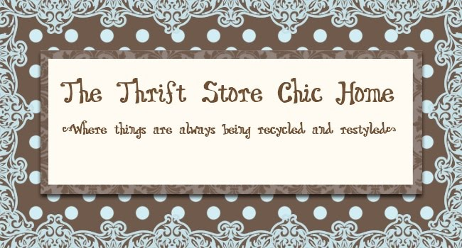The Thrift Store Chic Home