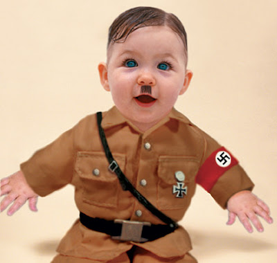 Hitler+baby