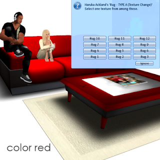 Off brand furniture in second life couch type b color - How to change furniture color ...