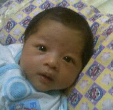 aiman - 1 month old