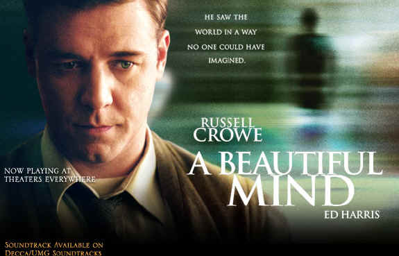 a beautiful mind movie analysis essay