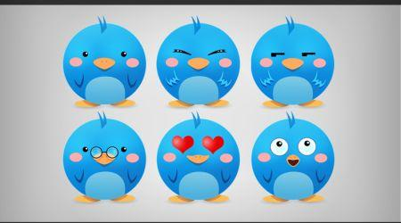 Twitter Icons Pack by Reawake