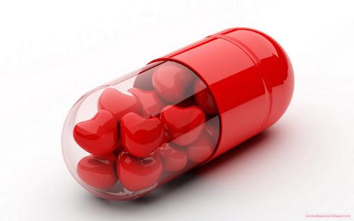 Love Pills Wallpaper