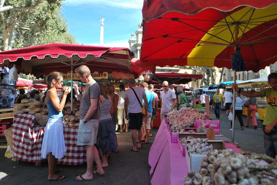 La cuisine de sarah market aix en provence for Aix en provence cours de cuisine