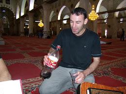 استراحة كوكا كولا وعصير الجزر