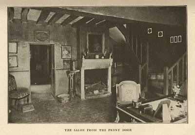 Les carnets de mon accin photos d 39 int rieur d 39 une for Interieur 1900
