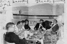 Thanksgiving Day, many years ago.