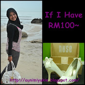 Contest 'If I Have RM100~""