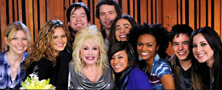 American Idol with Dolly Parton