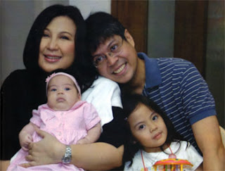 Sharon Cuneta and Kiko Pangilinan